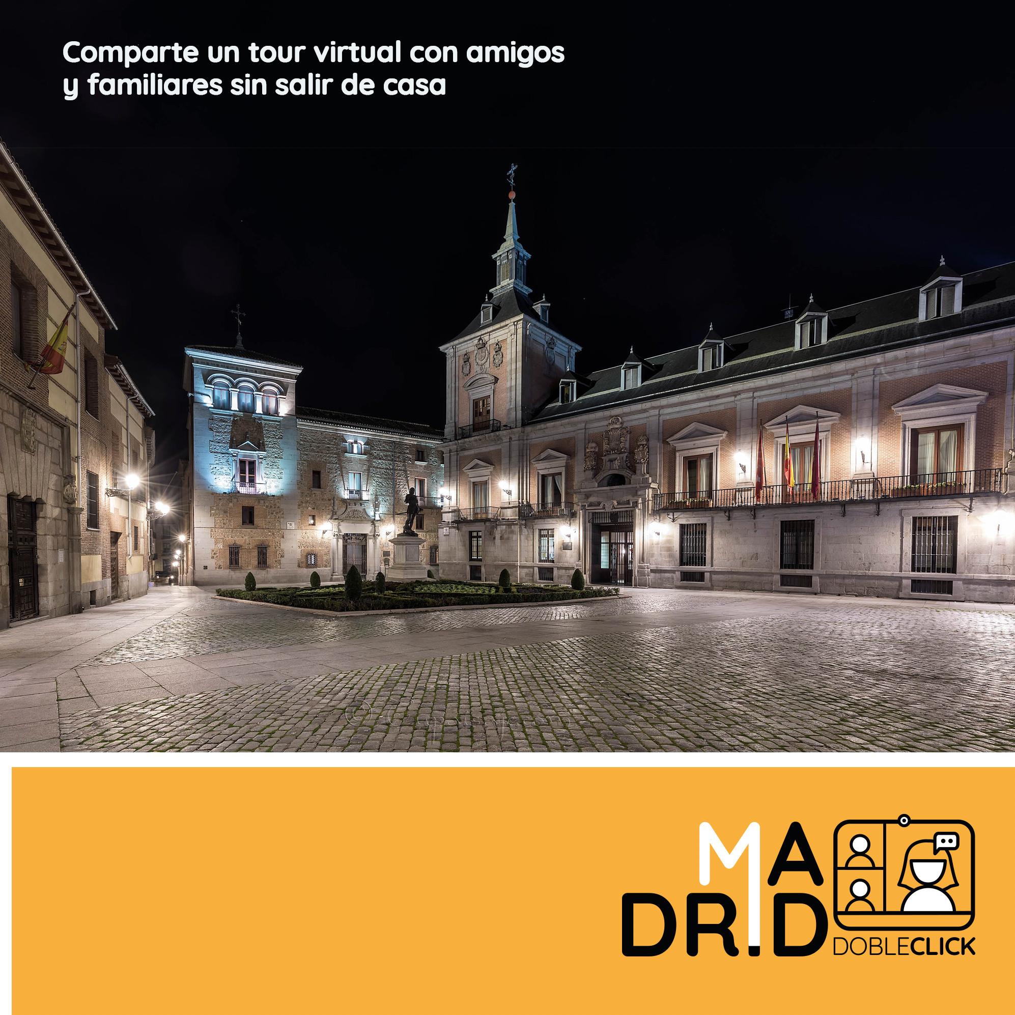 Tour virtual Madrid de los Austrias