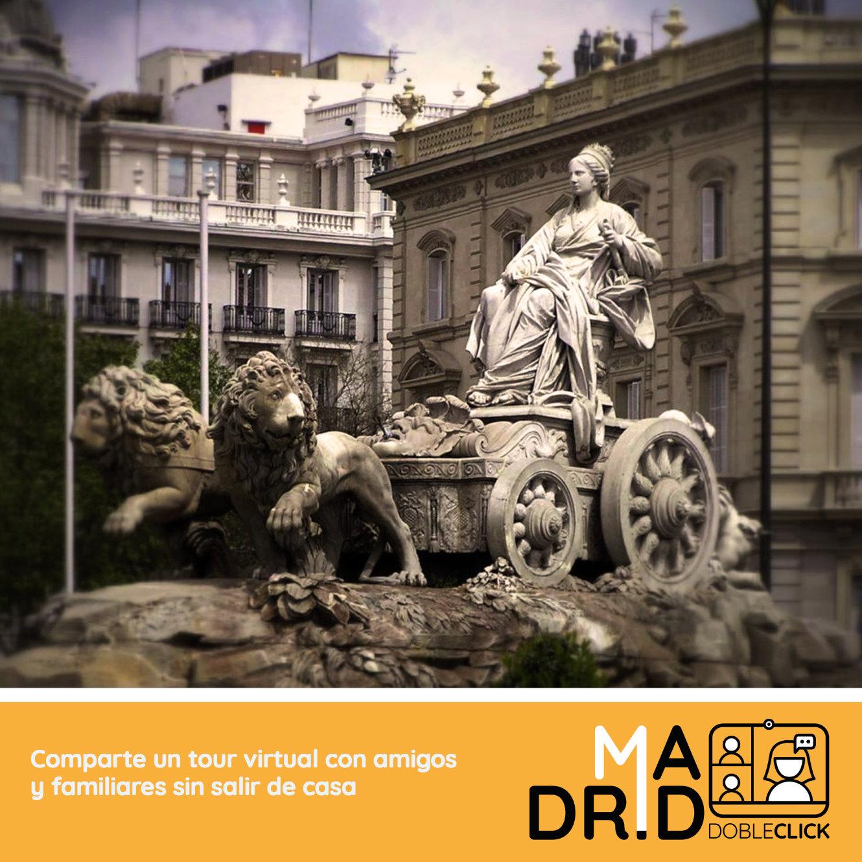 Madrid, degustación. Hitos de la ciudad