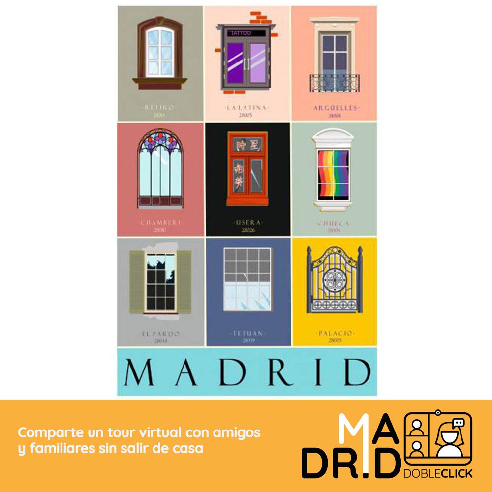 ¡Diseña tu propia visita a Madrid!