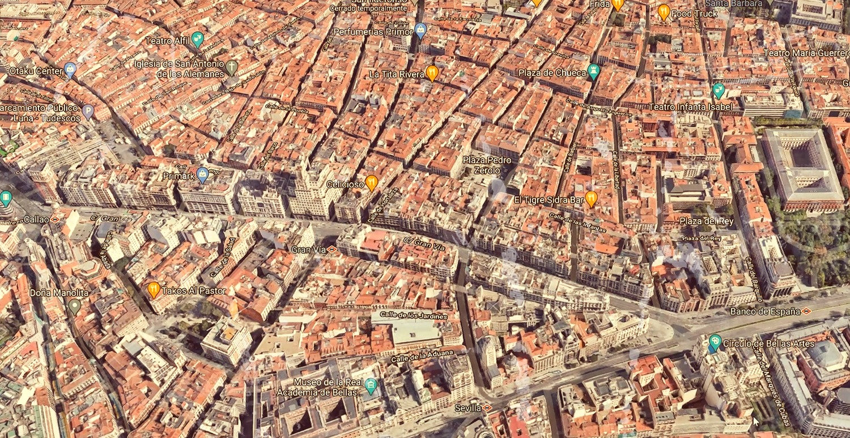 La Gran Vía Madrileña 360º