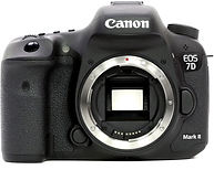 Canon 7D Hire