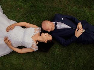 Martyna i Przemek - sesja poślubna