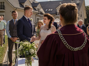 Martyna i Łukasz - reportaż ślubny