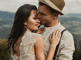 Joanna i Michał - sesja poślubna