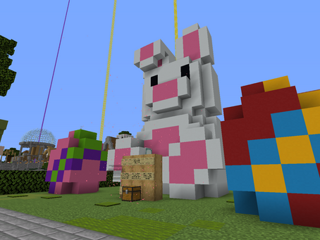Blox Universe: Easter Minecraft Updates