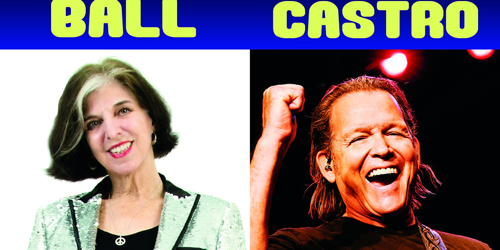 Tommy Castro & The Painkillers with Marcia Ball