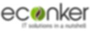 econker logo - pantone -WB - 1212x422p.p