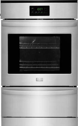 Stainless Gas Wall Oven