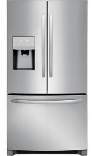 Stainless French Door Refrigerator