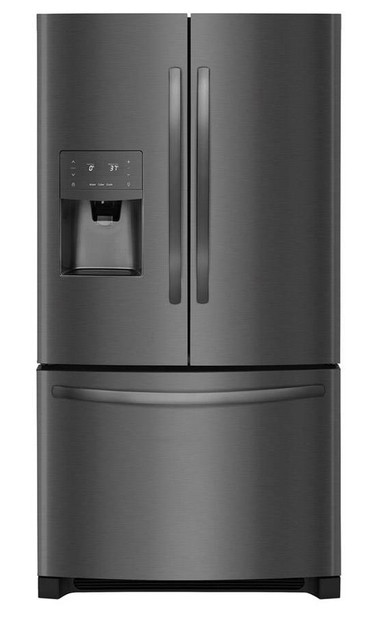 Black Stainless French Door Refrigerator