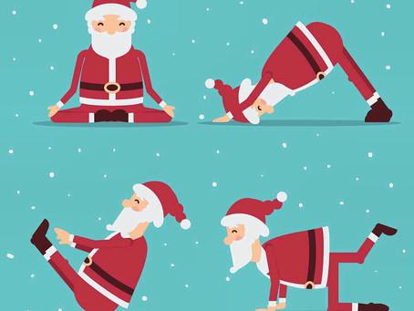 December Schedule! :)