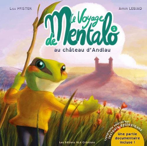 Le voyage de Mentalo au château d'Andlau