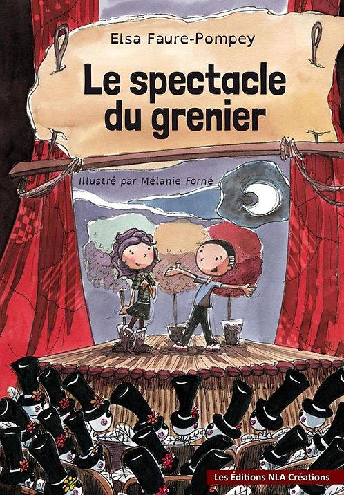 LE SPECTACLE DU GRENIER