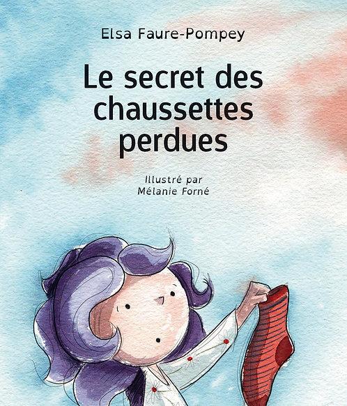LE SECRET DES CHAUSSETTES PERDUES