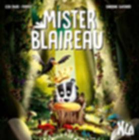 Mister Blaireau - Le blaireau voulant être roi
