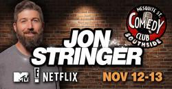 JON STRINGER