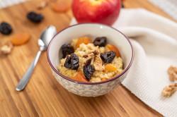 Quinoa kaše s ovocem
