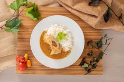 Krůtí závitek s basmati rýží