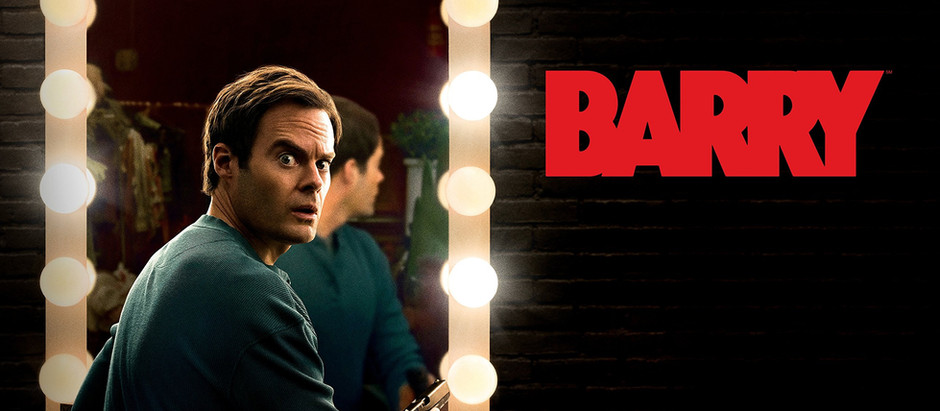 Barry | A Popcorns & Cornflakes Review