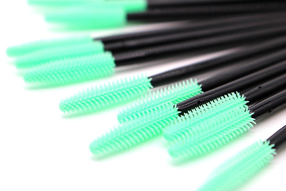 GREEN SILICONE WANDS