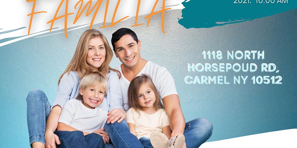 CELEBRACION DE FAMILIA/FAMILY CELEBRATION