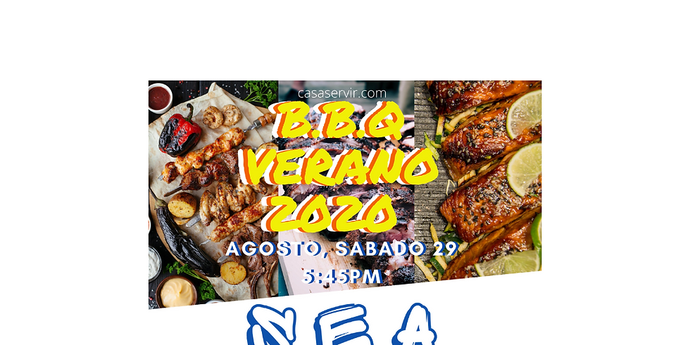 S.E.A. BBQ 2020