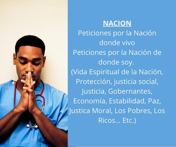 NACIONPeticiones por la Nación donde viv