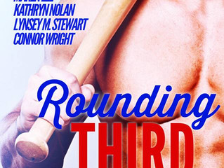 Rounding Third: A Baseball Anthology is live!