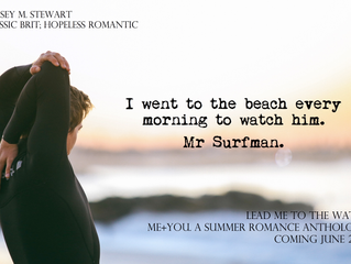 Me+You: A Summer Romance Anthology is live!