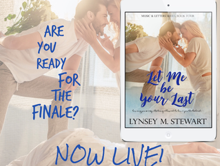 Let Me Be Your Last is Live!