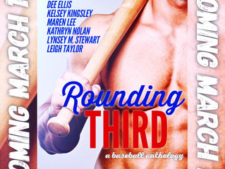 Rounding Third - A Baseball Anthology