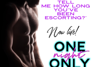 One Night Only is Live!