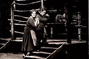with Teresa Kubiak - Jenufa - Metropolitan Opera