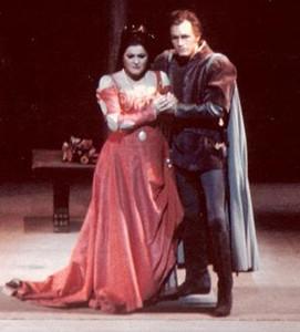 with Adriana Maliponte - Simon Boccanegra, Metropolitan Opera