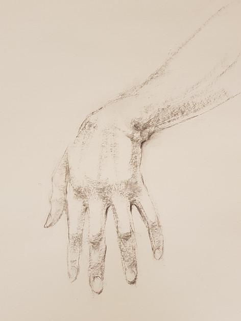 Figure Drawings by Yulia Chubotin