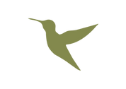 Gree hummingbird from Mosqoy logo