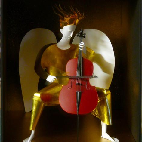Cello Angel