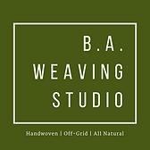 BA Weaving Studio Etsy logo