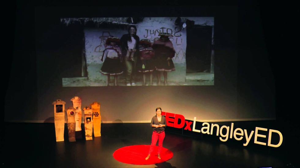 Creativity in the Chaos - TEDx January 2015