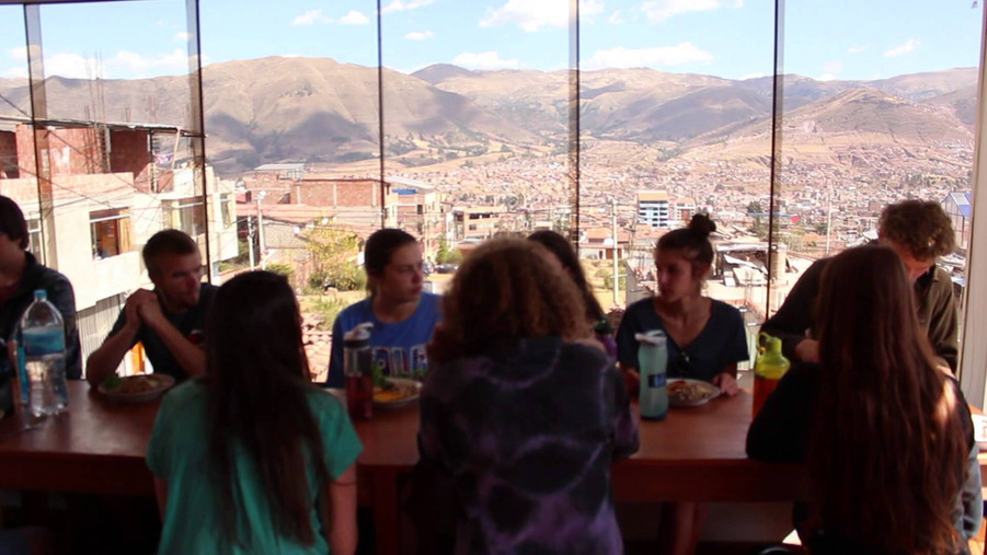 Mosqoy Andean Youth Program Update - 2014