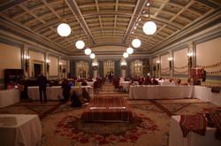 Gala hall