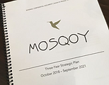 Mosqoy Three-Year Plan cover