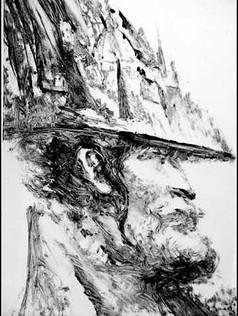 Drawings by Alex Chubotin