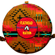 Flathead Nation Drum Bag