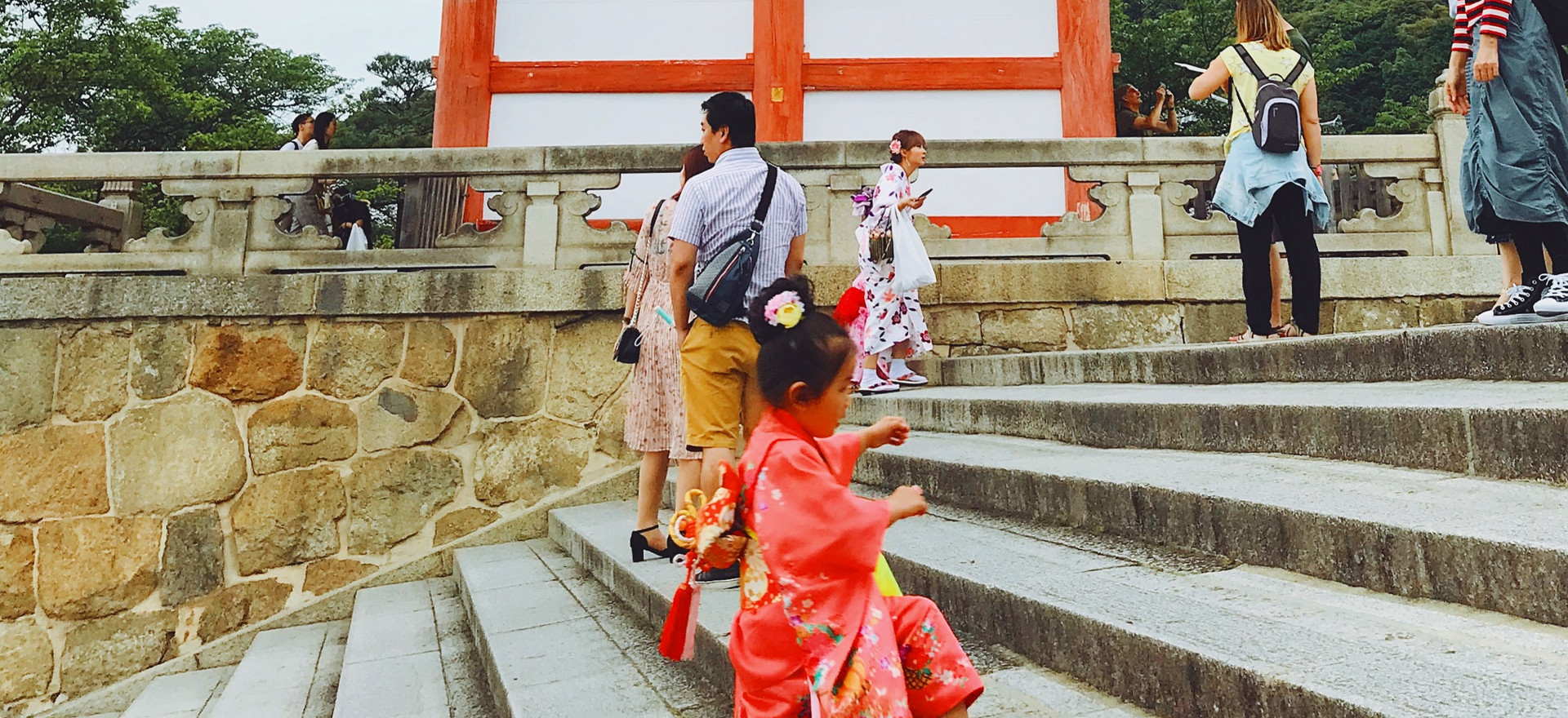 Tradisional Kimono