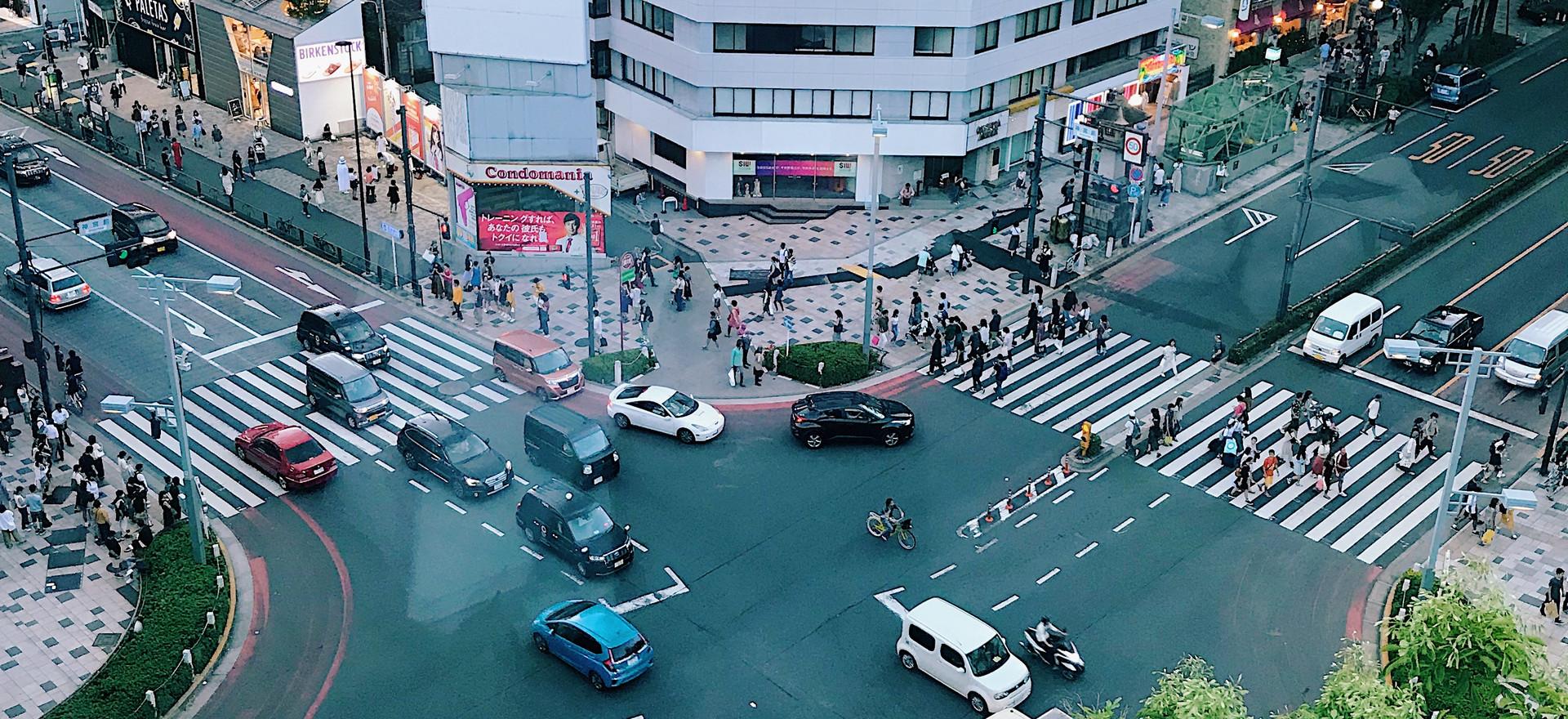 Harajuku Fashion City