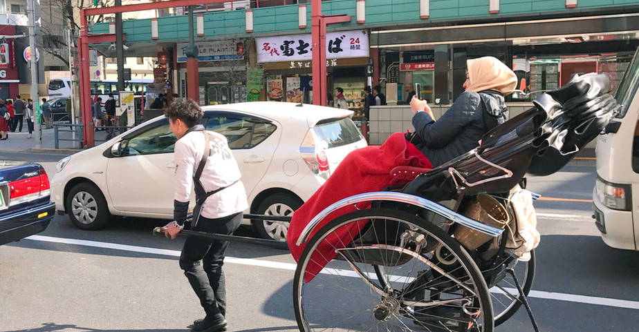 Asakusa Ride