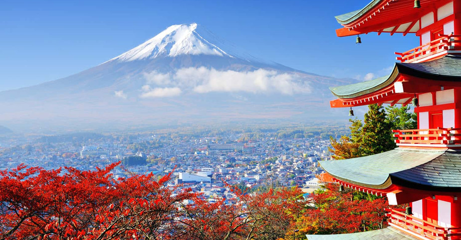 Keindahan Gunung Fuji