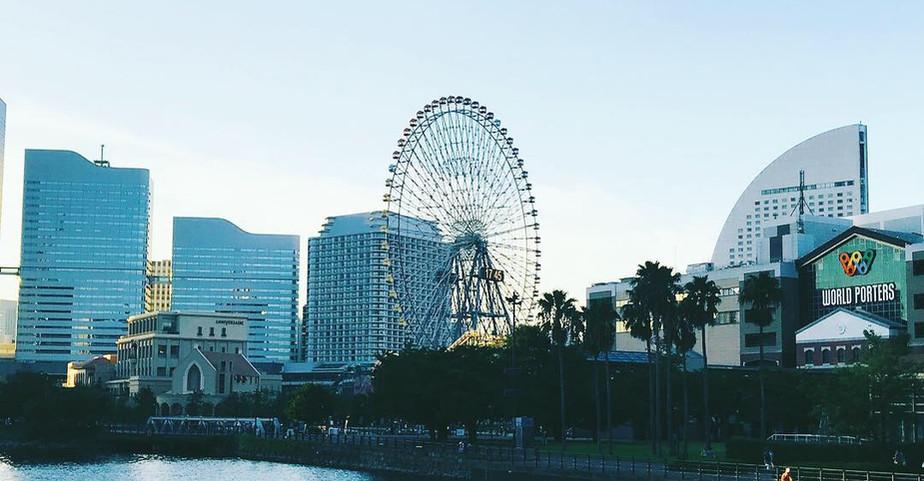 Yokohama Port City