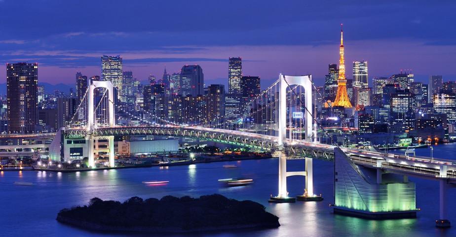 Odaiuba Rainbow Bridge